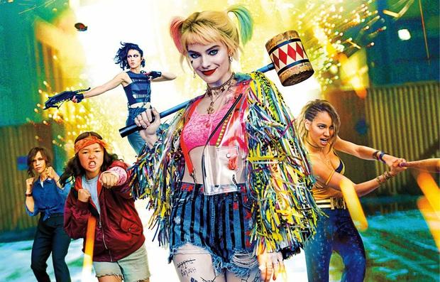 Hú hồn chưa, điên nữ Harley Quinn vẫn là phim siêu anh hùng doanh thu cao nhất 2020 dù sắp hết năm! - Ảnh 2.