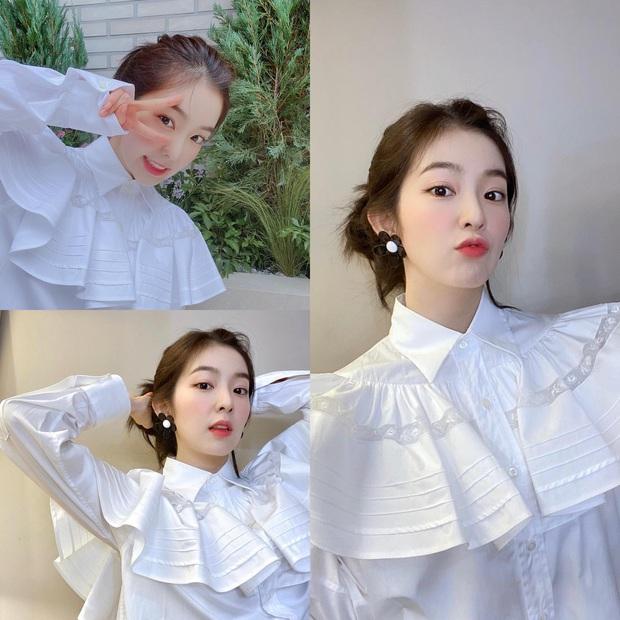 Nhìn Irene và Seo Ye Ji đụng hàng mới thấy khó tin 2 nàng gần bằng tuổi: Người sang như công nương, người trẻ như nữ sinh - Ảnh 4.