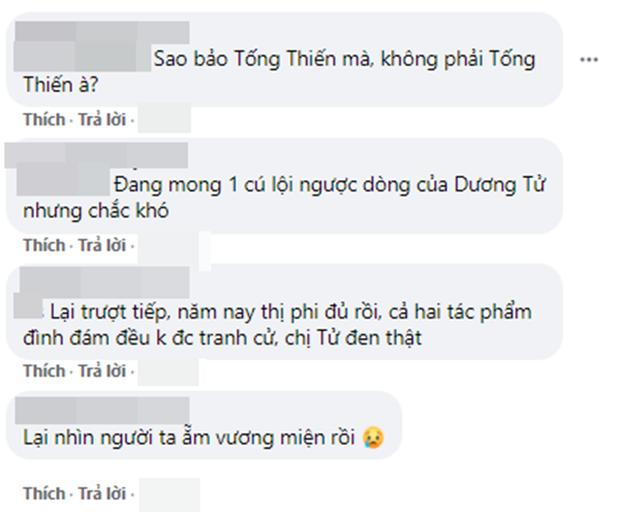 Lộ bảng vote Nữ thần Kim Ưng 2020: Dương Mịch giành thế áp đảo, Dương Tử lớ ngớ lại trượt giải lần nữa - Ảnh 5.