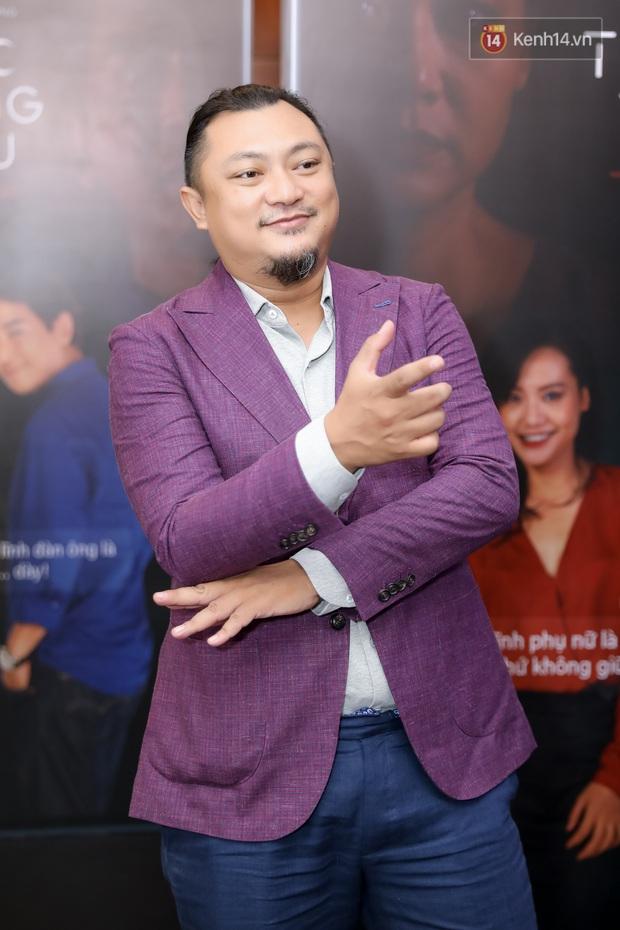Kaity Nguyễn tự nguyện cách li tại nhà vẫn quyết tâm bóc phốt bồ cũ Kiều Minh Tuấn qua video call ở họp báo Tiệc Trăng Máu - Ảnh 6.