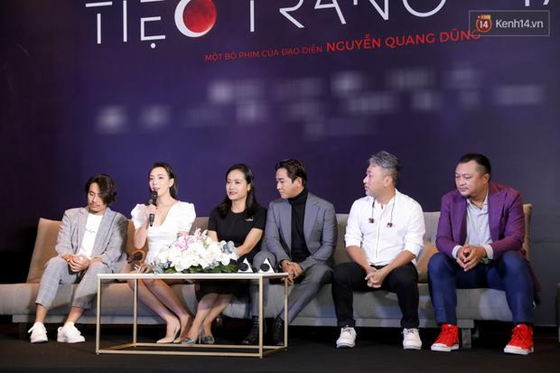 Kiều Minh Tuấn lộ tin nhắn chăn rau, Thu Trang có nguy cơ ngủ gầm giường vì vô tư chụp ảnh ngả ngớn bên NSX Tiệc Trăng Máu - Ảnh 1.