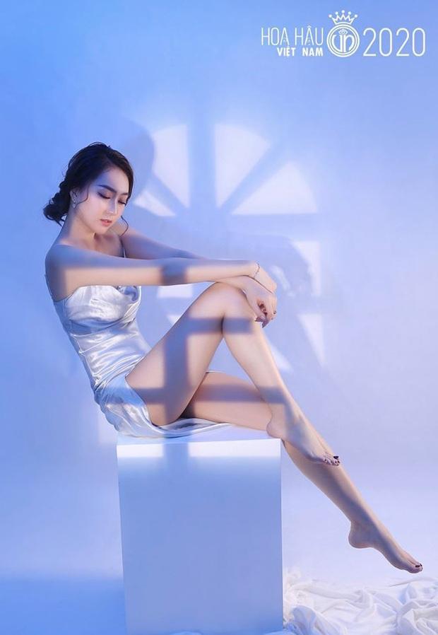 Thí sinh Hoa hậu Việt Nam 2020 gây sốc vì 3 tháng không chịu...ăn cơm, hành xác giảm tới 6kg để đi dự thi - Ảnh 4.