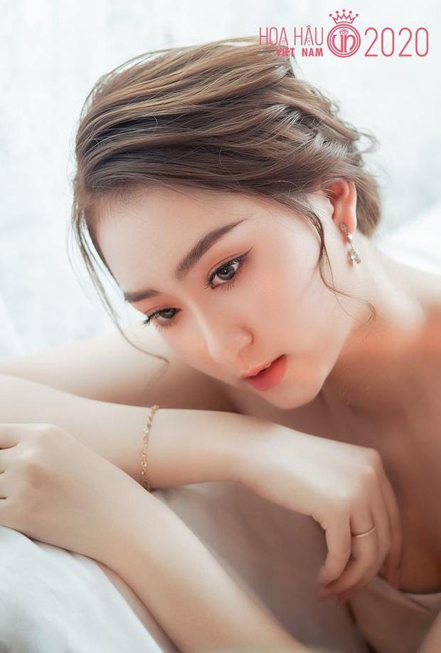 Thí sinh Hoa hậu Việt Nam 2020 gây sốc vì 3 tháng không chịu...ăn cơm, hành xác giảm tới 6kg để đi dự thi - Ảnh 3.