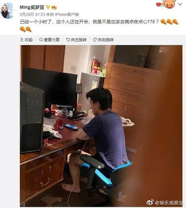 Động thái đầu tiên của Ming Xi sau đám tang bố chồng: Khoe ngọt ngào với ông xã, hoá ra cực khôn khéo với đầy ẩn ý? - Ảnh 5.