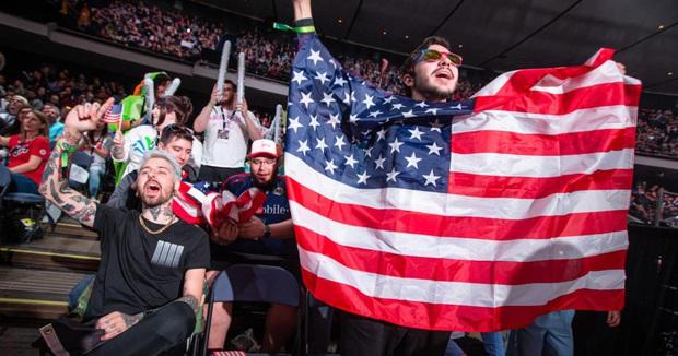 Nền eSports Mỹ đứng đầu bảng xếp hạng kiếm tiền, nhưng game thủ Mỹ thì không! - Ảnh 2.