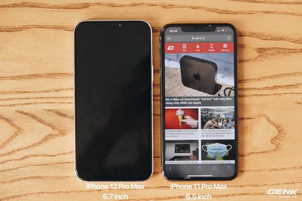 Trên tay mô hình iPhone 12, iPhone 12 Max, iPhone 12 Pro và iPhone 12 Pro Max tại Việt Nam - Ảnh 2.