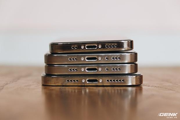 Trên tay mô hình iPhone 12, iPhone 12 Max, iPhone 12 Pro và iPhone 12 Pro Max tại Việt Nam - Ảnh 8.