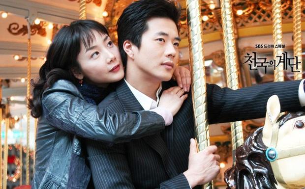 Chuyện tình Kwon Sang Woo và Á hậu dâu hụt đế chế Samsung: Từ tin đồn đào mỏ, ngoại tình đến gia đình danh giá nhất Kbiz - Ảnh 4.