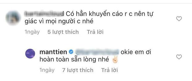 Fan vào tận Instagram Mẫn Tiên nhắc khai báo y tế sau chuyến đi Hội An, hot girl trả lời: Hoàn toàn sẵn lòng - Ảnh 3.