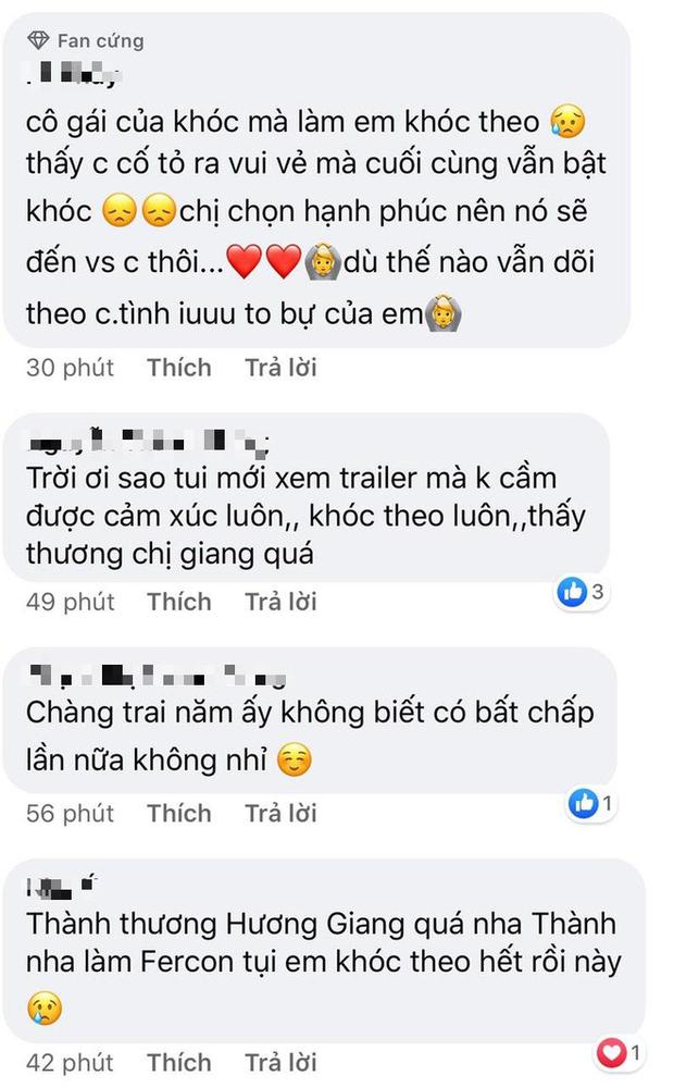Hương Giang lấy bao nhiêu nước mắt khán giả chỉ qua clip giới thiệu tại Người ấy là ai - Ảnh 4.