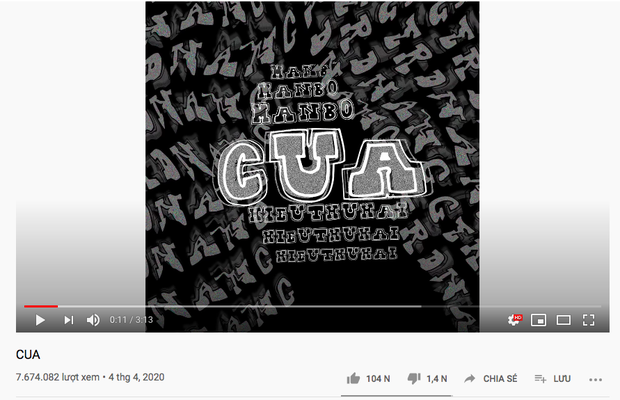 Truy ngay nam rapper điển trai của King Of Rap: Ngoại hình giống Quang Đại, giọng rap như Đen Vâu, còn có 2 ca khúc đang viral khắp nơi - Ảnh 2.