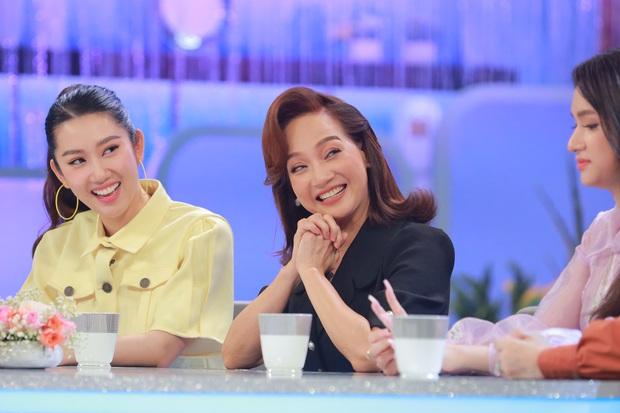 Hương Giang khẳng định hợp với đàn ông từng có vợ và con riêng, Lan Ngọc thừa nhận thích ca sĩ - Ảnh 4.