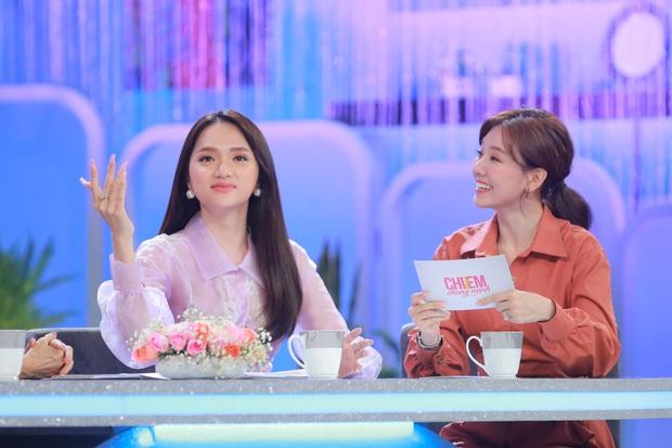Hương Giang khẳng định hợp với đàn ông từng có vợ và con riêng, Lan Ngọc thừa nhận thích ca sĩ - Ảnh 6.