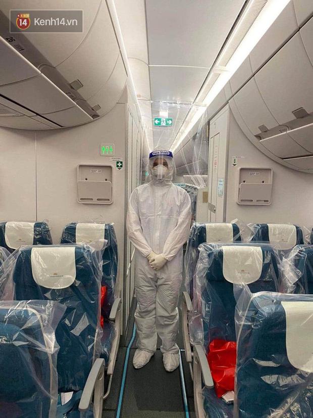 Tiếp viên vừa trở về từ chuyến bay đến Guinea Xích Đạo: Ai cũng sợ, cũng lo, nhưng chúng ta đã dám làm một điều vô cùng đẹp - Ảnh 3.