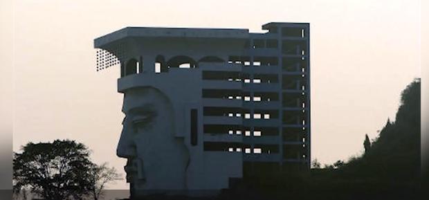 Ghé thăm Hà Bắc - nơi các tòa nhà xấu nhất Trung Quốc tụ tập và đua nhau khoe sắc mỗi ngày - Ảnh 11.