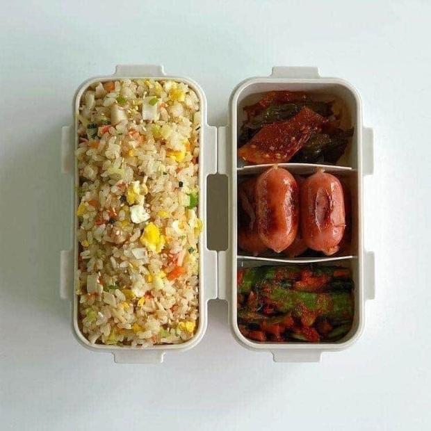 Học những bạn trẻ Hàn không giỏi nấu ăn nhưng vẫn tự làm cơm ở nhà: toàn các món vừa dễ làm lại còn nhanh gọn - Ảnh 7.