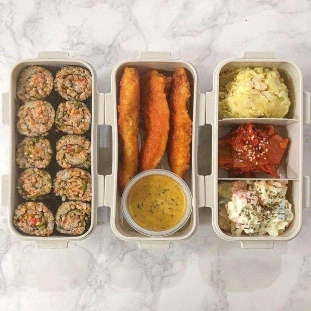 Học những bạn trẻ Hàn không giỏi nấu ăn nhưng vẫn tự làm cơm ở nhà: toàn các món vừa dễ làm lại còn nhanh gọn - Ảnh 11.