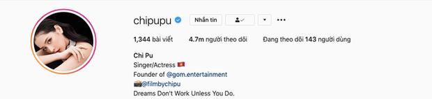 Ngọc Trinh đã chính thức vượt mặt Chi Pu trên Instagram: Khủng thứ 2 Vbiz, nhưng bao giờ thì đọ được với Sơn Tùng? - Ảnh 6.