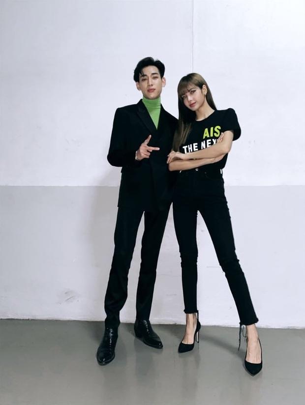 """Hội idol Kpop người Thái Lan ai cũng tài năng: Lisa và mỹ nam NCT là """"cỗ máy nhảy"""" hàng đầu, nam thần hoạt động 12 năm còn đa tài hiếm có - Ảnh 3."""
