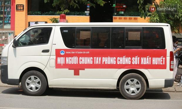 Phong tỏa quán pizza có ca nghi mắc Covid-19 ở Hà Nội - Ảnh 5.
