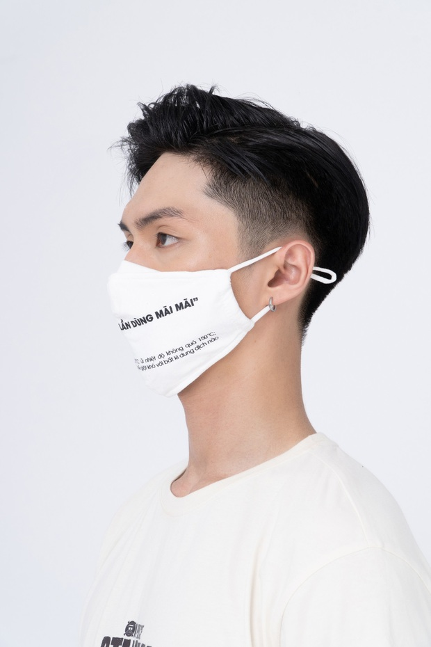 Các local brand Việt có nhiều khẩu trang vải cool quá: Diện vừa an toàn, vừa chất lại tiết kiệm hẳn so với khẩu trang giấy - Ảnh 1.