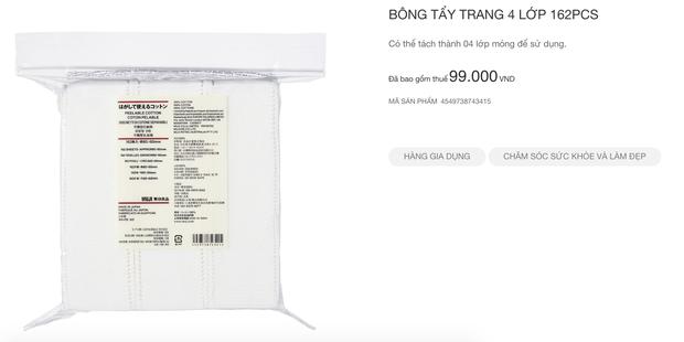 Muji nhanh nhẹn cập nhật sản phẩm tại Việt Nam: Nhiều món skincare và quần áo có giá còn rẻ hơn tại Nhật - Ảnh 4.