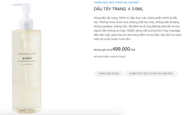 Muji nhanh nhẹn cập nhật sản phẩm tại Việt Nam: Nhiều món skincare và quần áo có giá còn rẻ hơn tại Nhật - Ảnh 8.