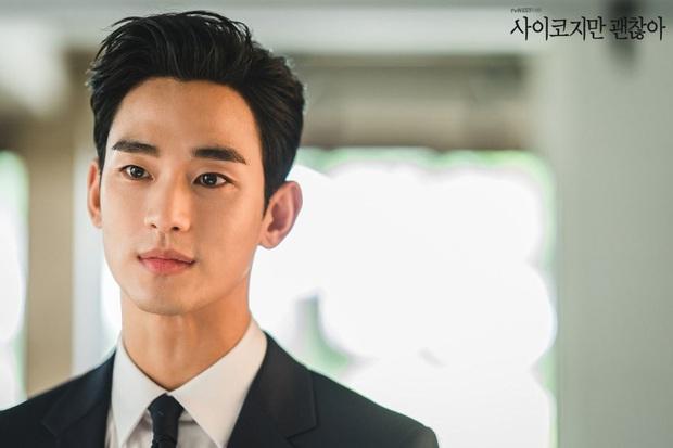 Xuề xòa đến phát nản, Kim Soo Hyun lột xác lồng lộn như tổng tài trong ảnh hậu trường: Nhìn ảnh zoom siêu cận mà choáng! - Ảnh 5.
