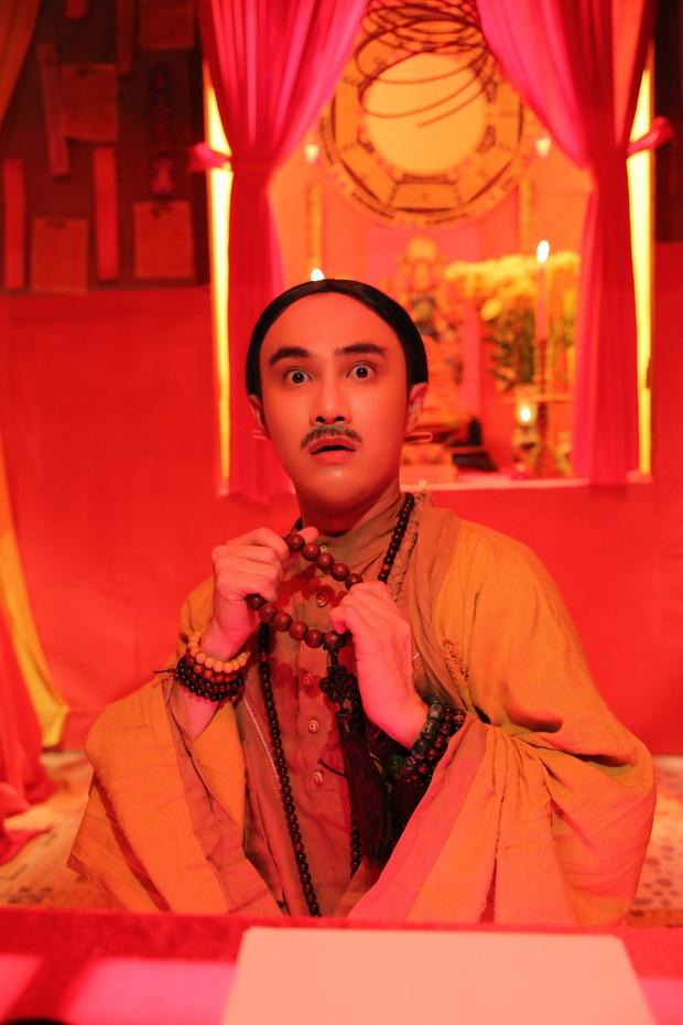 Minh Hằng bị Huỳnh Lập thét giá tiền triệu sau khi xem bói hả hê ở hậu trường Kẻ Săn Tin - Ảnh 4.