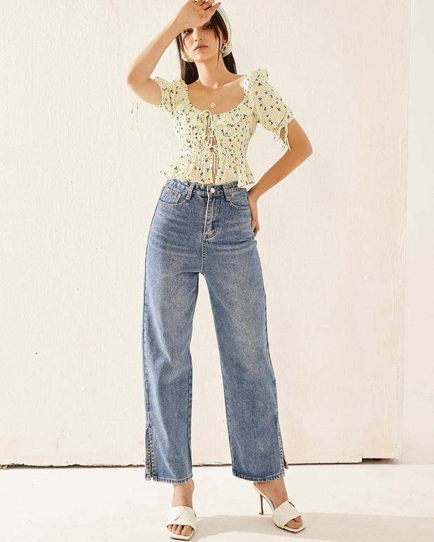 """Áo blouse xếp bèo thấy """"bánh bèo"""" nhưng diện lên rất xinh, 10 item giá """"mềm"""" chỉ từ 220k sẽ khiến bạn khó kìm lòng - Ảnh 7."""