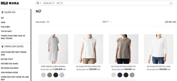 Muji nhanh nhẹn cập nhật sản phẩm tại Việt Nam: Nhiều món skincare và quần áo có giá còn rẻ hơn tại Nhật - Ảnh 10.