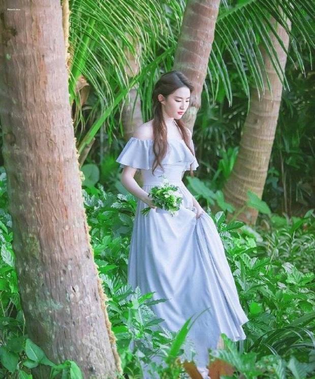 Ảnh cực hiếm khi làm phù dâu của Lưu Diệc Phi: Xinh như tiên tử thế này bảo sao cô dâu nào cũng ngại mời - Ảnh 5.