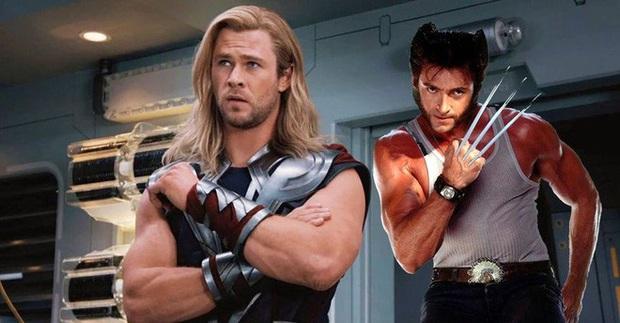 Liệu búa Thor có thể phá hủy xương kim loại của Wolverine hay không? - Ảnh 1.