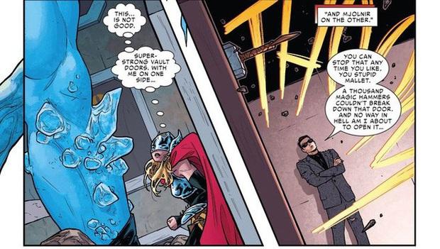 Liệu búa Thor có thể phá hủy xương kim loại của Wolverine hay không? - Ảnh 2.