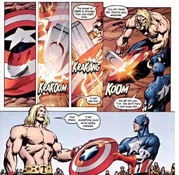 Liệu búa Thor có thể phá hủy xương kim loại của Wolverine hay không? - Ảnh 3.