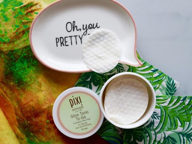 5 loại pad giúp bạn tẩy tế bào chết nhàn tênh, da dẻ lên hương siêu tốc với vẻ sáng căng mượt mà - Ảnh 7.
