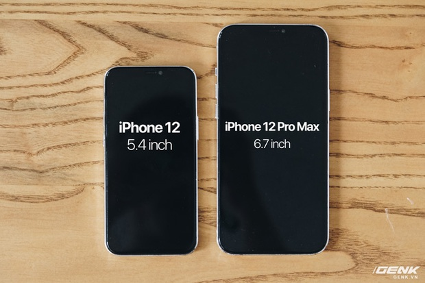 So sánh iPhone 12 5,4 inch với iPhone 4, iPhone 5 và iPhone 6: Chiếc iPhone nhỏ gọn đáng để chờ đợi - Ảnh 7.