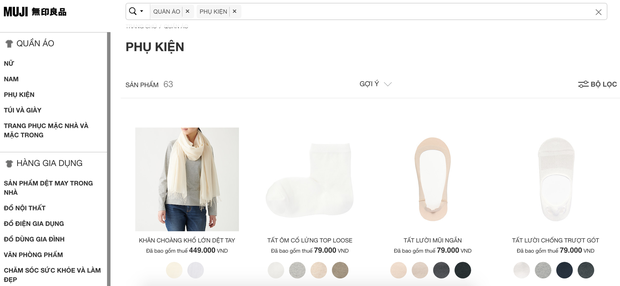 Muji nhanh nhẹn cập nhật sản phẩm tại Việt Nam: Nhiều món skincare và quần áo có giá còn rẻ hơn tại Nhật - Ảnh 16.