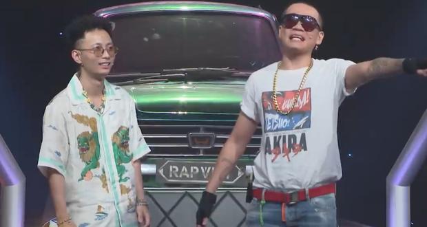 Rap Việt: Đại chiến Wowy - Binz ngay tập mở màn, các giám khảo cũng nhảy vào chia phe! - Ảnh 4.
