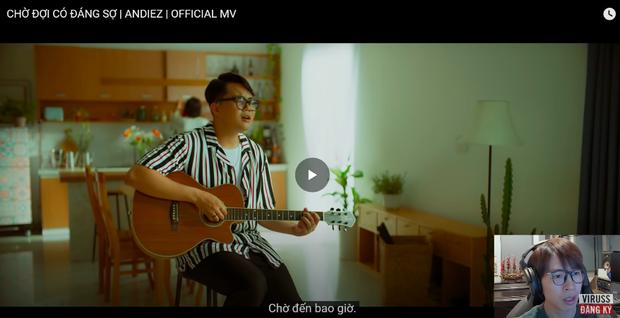 Đứng sau nhiều bản hit nhưng MV mới của nam nhạc sĩ trẻ lại bị ViruSs thẳng thắn chê: Âm thanh lủng củng, trách luôn producer quá chểnh mảng - Ảnh 3.