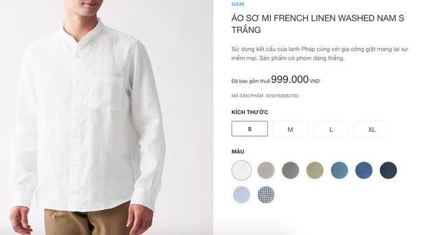 Muji nhanh nhẹn cập nhật sản phẩm tại Việt Nam: Nhiều món skincare và quần áo có giá còn rẻ hơn tại Nhật - Ảnh 15.