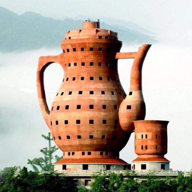 Ghé thăm Hà Bắc - nơi các tòa nhà xấu nhất Trung Quốc tụ tập và đua nhau khoe sắc mỗi ngày - Ảnh 17.