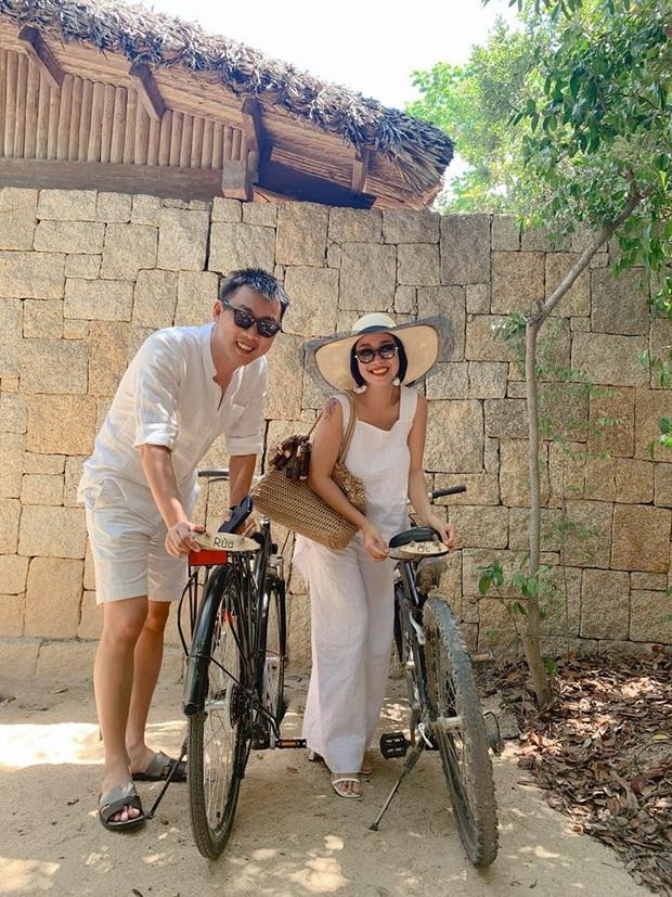 Ốc Thanh Vân hội ngộ gia đình Hà Hồ trong kì nghỉ sang chảnh, tiện dành lời chúc phúc cho mẹ bầu và Kim Lý - Ảnh 5.