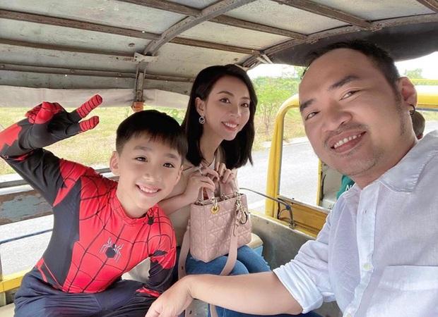 """Thu Trang tự khoe ảnh lộ bụng to rõ cùng lời khẳng định """"Andy có em"""", chuyện gì đây? - Ảnh 8."""