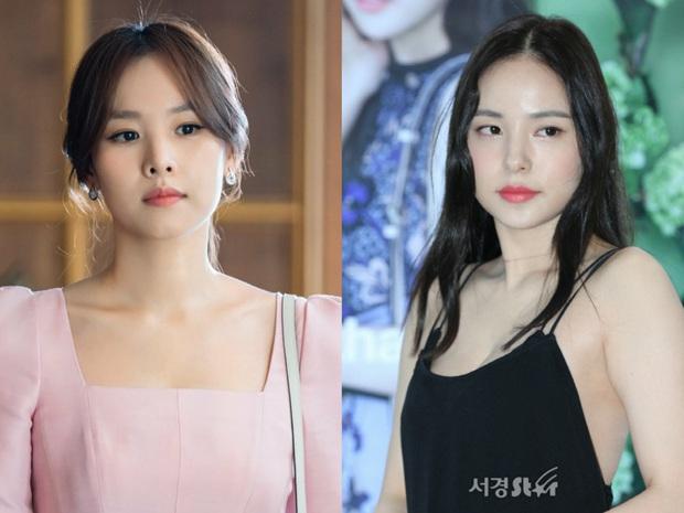 5 cặp mỹ nhân giống nhau nhưng đời tư trái ngược: Jisoo - Baifern quá sốc, cặp của Song Hye Kyo như trúng lời nguyền - Ảnh 9.