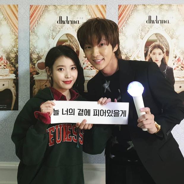 Lee Jun Ki công khai thả thính IU trên Instagram, dân tình rần rần đào lại tin đồn hẹn hò gây bão 3 năm trước - Ảnh 7.