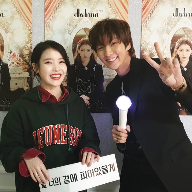 Lee Jun Ki công khai thả thính IU trên Instagram, dân tình rần rần đào lại tin đồn hẹn hò gây bão 3 năm trước - Ảnh 6.