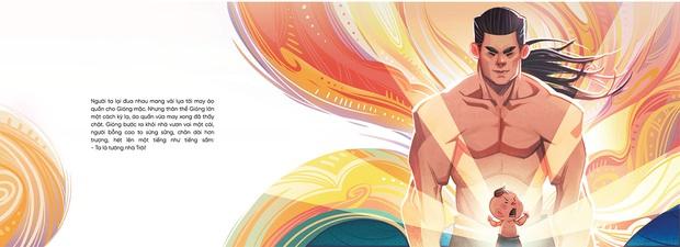 Truyện tranh Thánh Gióng ứng dụng công nghệ thực tế ảo tăng cường - AR gây sốt cộng đồng mạng - Ảnh 13.