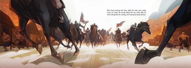 Truyện tranh Thánh Gióng ứng dụng công nghệ thực tế ảo tăng cường - AR gây sốt cộng đồng mạng - Ảnh 8.