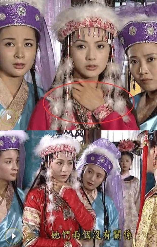 Loạt sạn ngớ ngẩn phim Hoa ngữ khiến diễn viên ngượng chín mặt: Nhọ nhất là Dương Tử bị ekip cho mặc đồ thiếu vải - Ảnh 4.